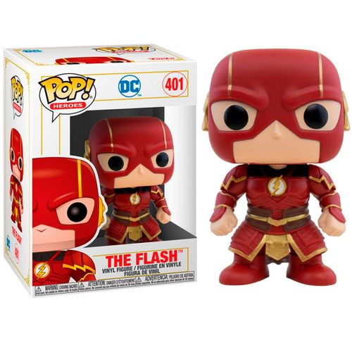 Funko POP DC Flash Imperial Palace