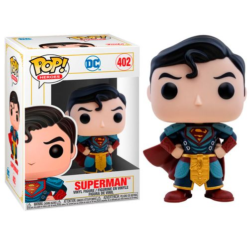 Funko POP DC Superman Imperial Palace