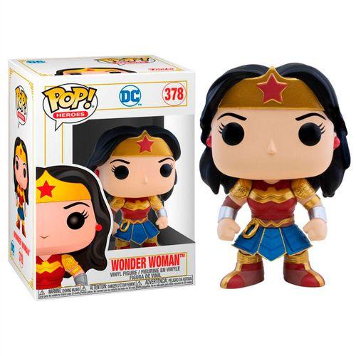 Funko POP Wonder Woman Imperial Palace