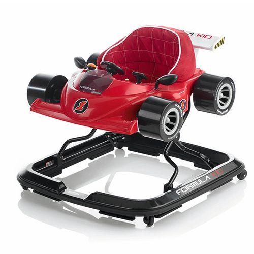Andador Formula Kid Team Red