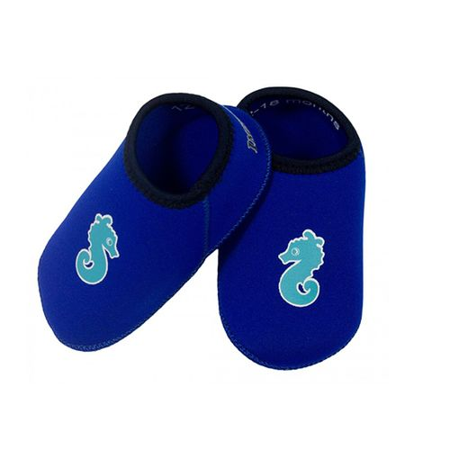 Botas bebé de Neopreno azul (Talla 21-23 )Imsevime