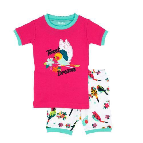 Pijama Nena manga corta 2 piezas