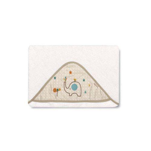 Capa de Baño 100x100 Elefante Lino