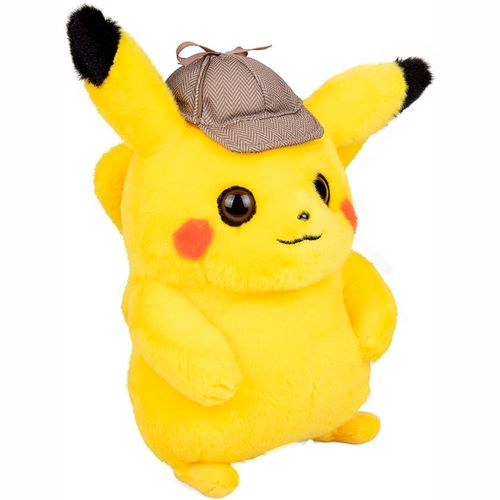 Pokémon Peluche Detective Pikachu