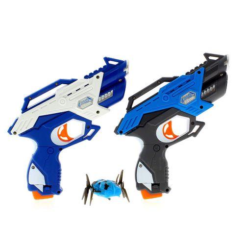 Set de Pistolas Espaciales con Araña