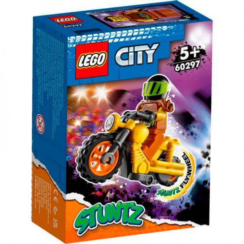 Lego City Moto Acrobática: Demolición