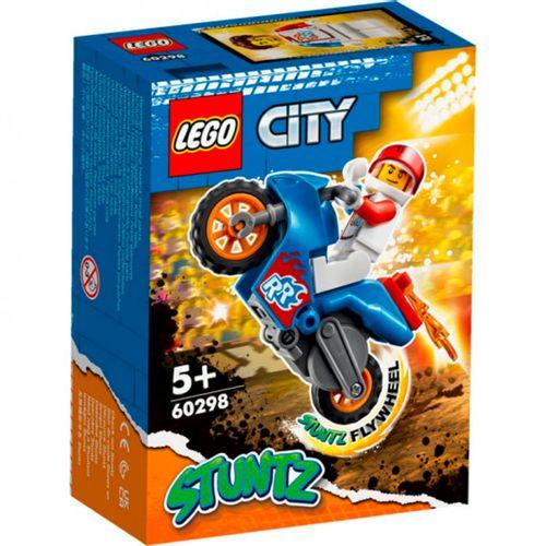 Lego City Moto Acrobática: Cohete