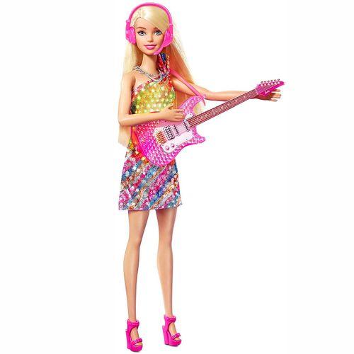 Barbie Muñeca Malibú Música