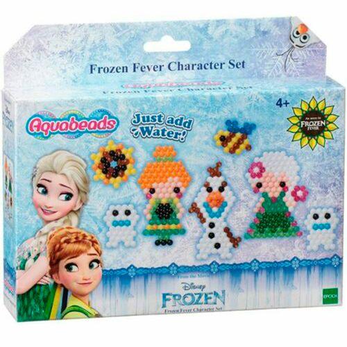 Frozen Fever Aquabeads Pack Personajes