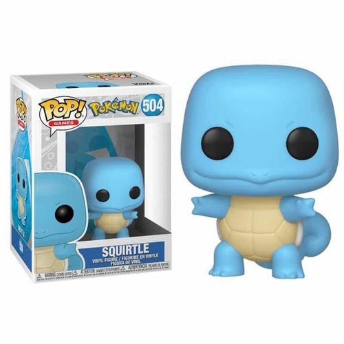 Funko POP Pokémon Squirtle