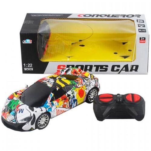Vehículo Sports Car R/C 1:22