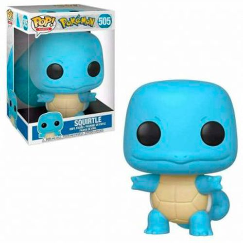 Funko POP Pokémon Squirtle 25 cm