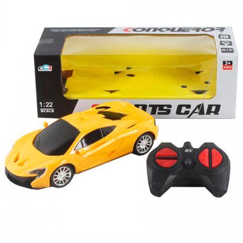 Vehículo R/C Sports Car Deport 1:22