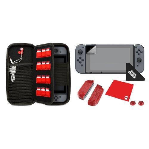 "Starter Kit Mario ""M"" Edition SWITCH"