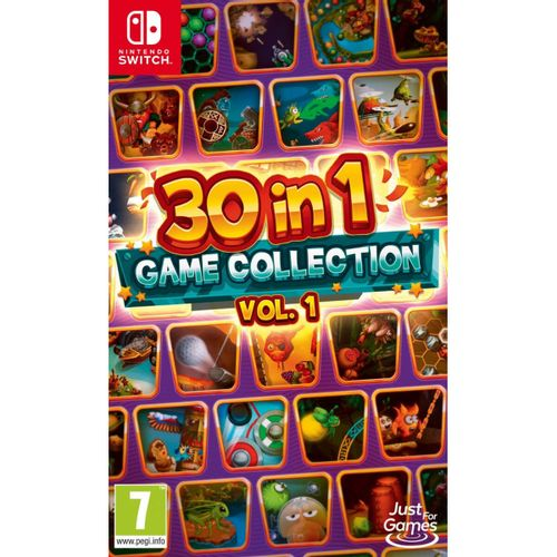 30-In-1 Games Collection Vol.1
