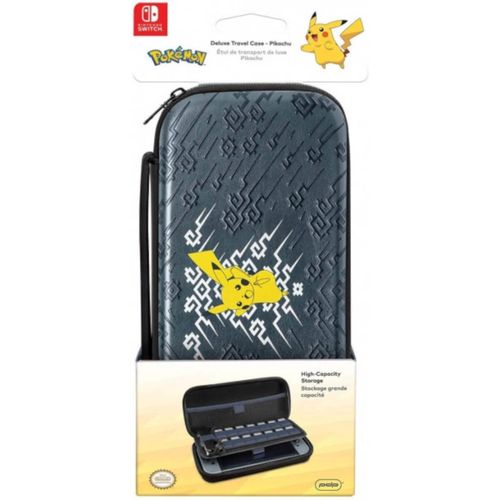 Funda Deluxe Travel Case Edicion Pikachu
