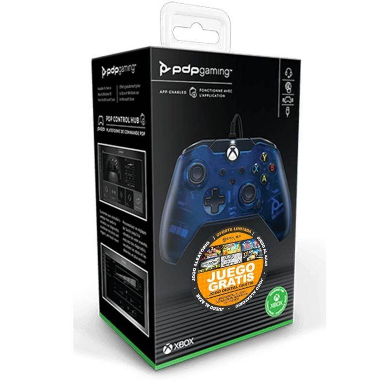 Wired-Controller-Azul-Licenciado