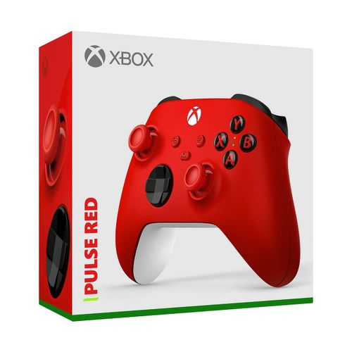 Mando Wireless Pulse Red Valentine (Xbox - PC)