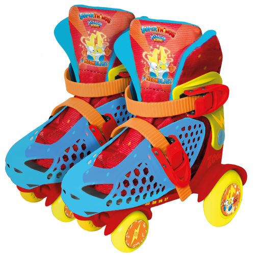Superthings Kaboom Kids Patines 4 Ruedas Ajustable