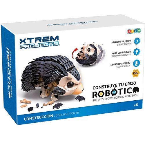 Xtrem Projects Construye tu Erizo Robótico