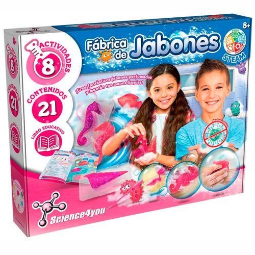Fábrica de Jabones