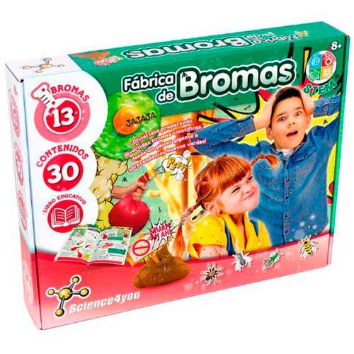 Fábrica de Bromas en Catalán