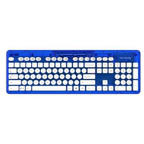 Teclado Wireless Rock Candy Azul Pc y Mac
