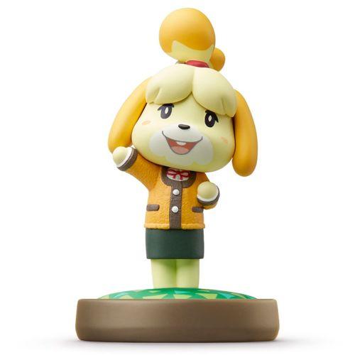Figura Amiibo Canela (Serie Animal Crossing)