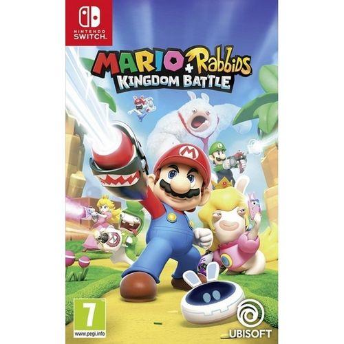 Mario + Rabbids: Kingdom Battle SWITCH