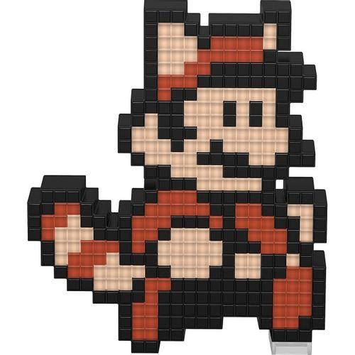 Pixel Pals Nintendo Raccoon Mario