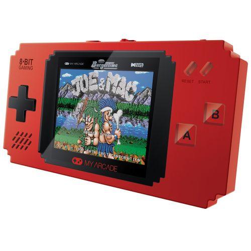 Consola Retro Pixel Player (Incluye 300 Juegos)