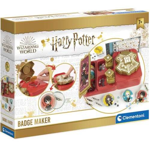 Harry Potter Máquina para Hacer Pines