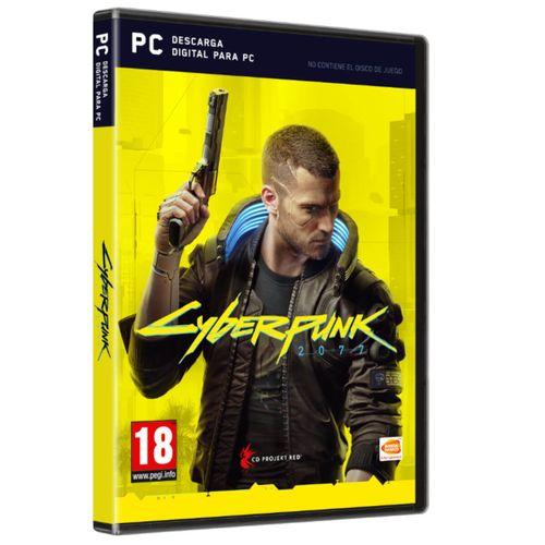 Cyberpunk 2077 Edicion Day One (Code in Box)