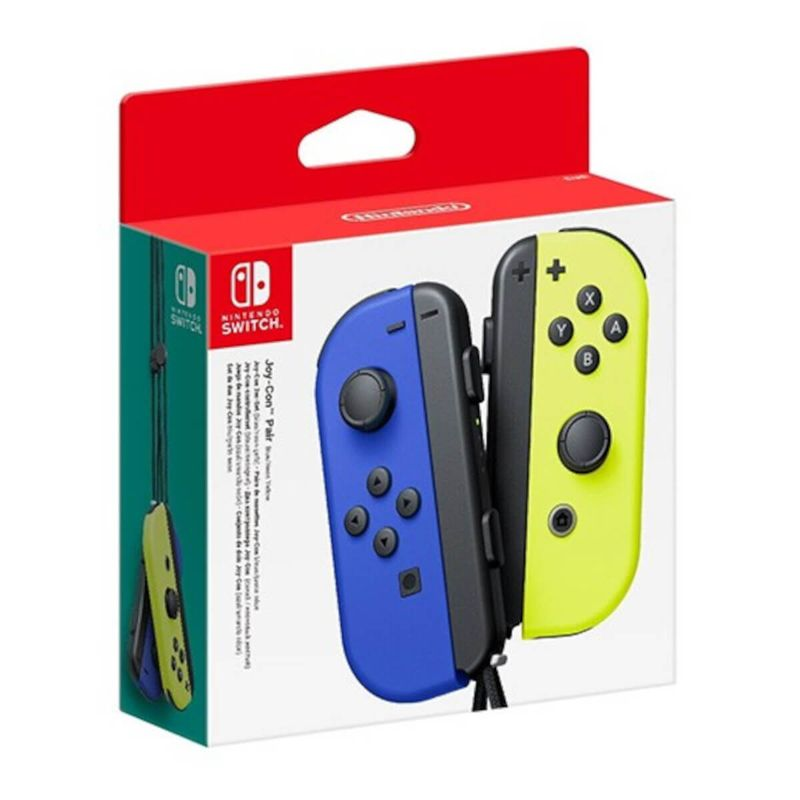 Mando-JoyCon-Set----Bluetooth--Azul---Amarillo-Neon-