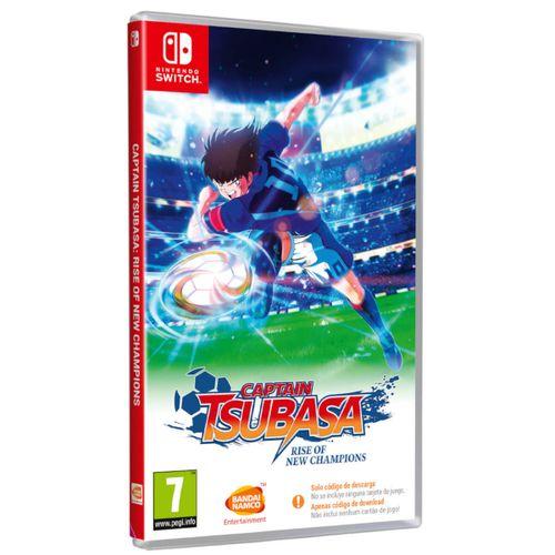 Captain Tsubasa: Rise of New Champions Oliver y Benji - CIB
