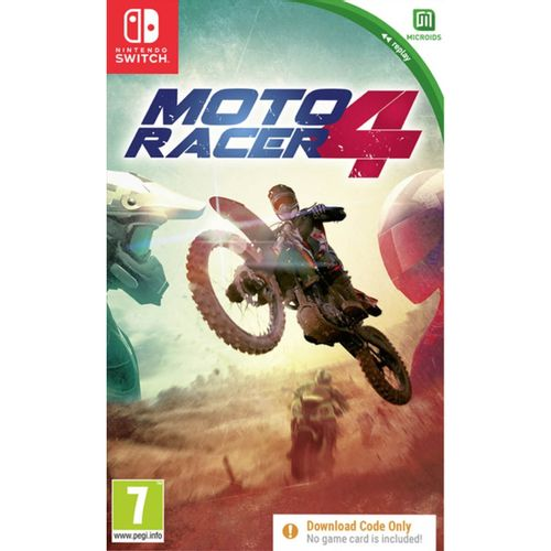 Moto Racer 4 - Microids Replay (Code In A Box)