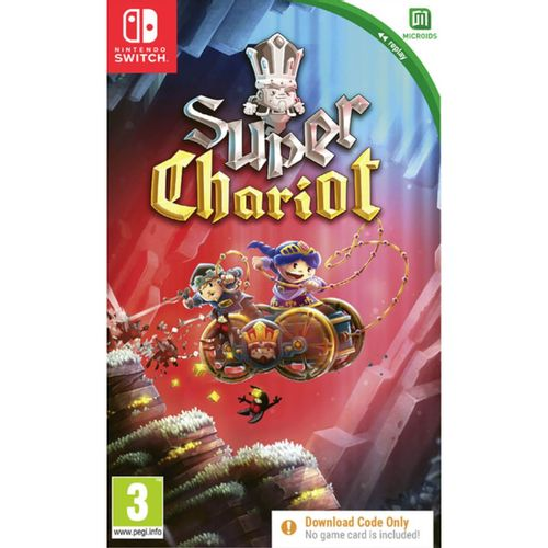 Super Chariot - Microids Replay (Code In A Box)
