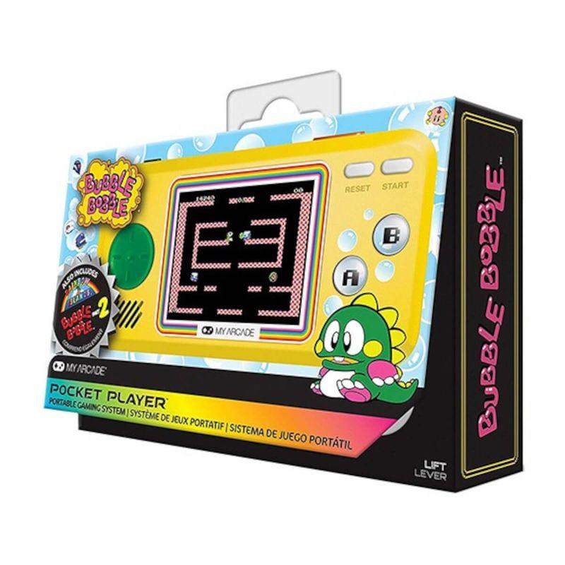 My-Arcade-Pocket-Player-Bubble-Bobble-Consola
