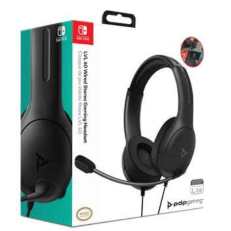 LVL40-Wired-Negro-Auricular-Gaming-Licenciado