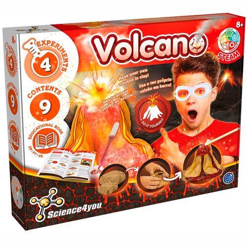 Pack Volcano DIY