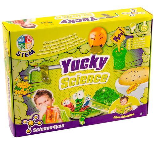 Fábrica Repugnante Yucky