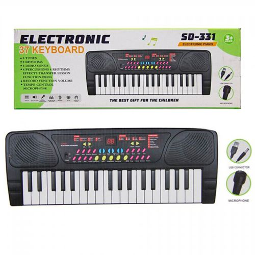 Piano Electrónico Multifunción