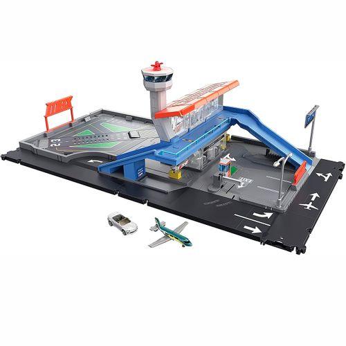 Match Box Action Drivers Playset Aeropuerto