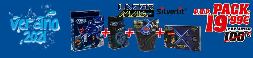 Cómprate el pack Lazer MAD para el verano