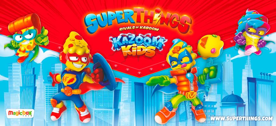 Superthings Kaboom serie 8