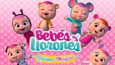 Bebés Llorones - Lágrimas mágicas