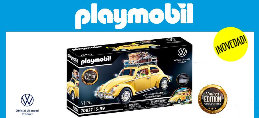 Playmobil beetle especial